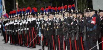 carabinieri-schieramento