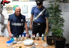 Scicli – Droga. Arrestato giovane incensurato