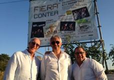 Modica – Inaugurata la Fiera della Contea con Toti e Totino (interviste video)