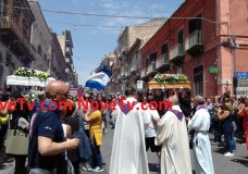 """Ragusa – """"Buon viaggio ragazzi"""". La città si è fermata per salutare Simone Gulino e Giorgio Licitra"""