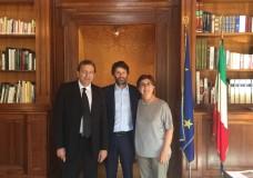 Scicli – Polo museale. Il sindaco ha incontrato il Ministro Franceschini