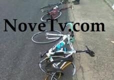 Scicli – Incidente stradale in c.da Genovese, due ciclisti feriti
