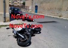 Scicli – Scontro tra moto e ciclomotore, due feriti