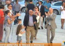 """Pozzallo – Roberto Ammatuna si insedia e parla di accoglienza: """"Abbiamo già dato"""" – Video"""