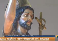 Pozzallo – Conclusi i festeggiamenti in onore di San Giovanni, stasera uno speciale su Canale 74 – Video