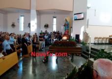 Ragusa – I funerali di Marcello Perracchio, indimenticabile Attore. Foto e video