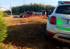 Scicli – Incidente stradale sulla litoranea, all'incrocio di c.da Fumeria