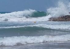 Scicli – Nonno e nipote stavano per annegare nel mare di Cava D'Aliga