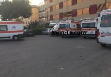 """Modica – Pronto soccorso pieno, quattro ambulanze bloccate al """"Maggiore"""". Vietato sentirsi male"""
