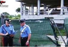 Acate – Controlli dei carabinieri nei cantieri edili, scatta una denuncia e la sospensione dell'attività