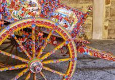 Scicli – Il 16 agosto i carretti siciliani