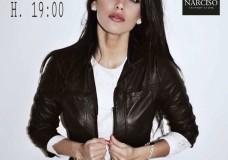 """Giorgia Pisana corteggiatrice di """"Uomini e Donne"""" a Scicli da Narciso Fashion Store"""