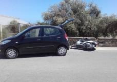 Santa Croce Camerina – Incidente stradale. Ferito un uomo che guidava senza patente e senza copertura assicurativa del mezzo