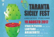 Scicli si prepara ad accogliere la settima edizione del Taranta Sicily Fest, sabato 19 Agosto