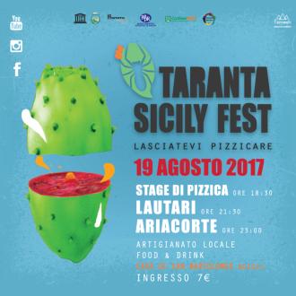 Taranta Sicily Fest 2017