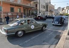 A 56 anni vince il Premio Eleganza, Alfa Romeo 2000 Sprint della Polizia di Stato