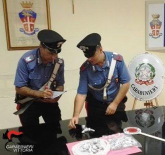 carabinieri-comiso-droga