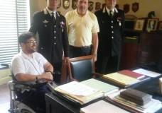 Due ufficiali dell'Arma dei Carabinieri lasciano il comando provinciale di Ragusa