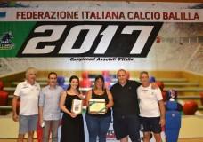 Campionato italiano FICB, sciclitani in Sardegna