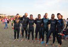 Fantastica impresa di 7 atleti del Gruppo Epas a Cervia, una competizione di 226km