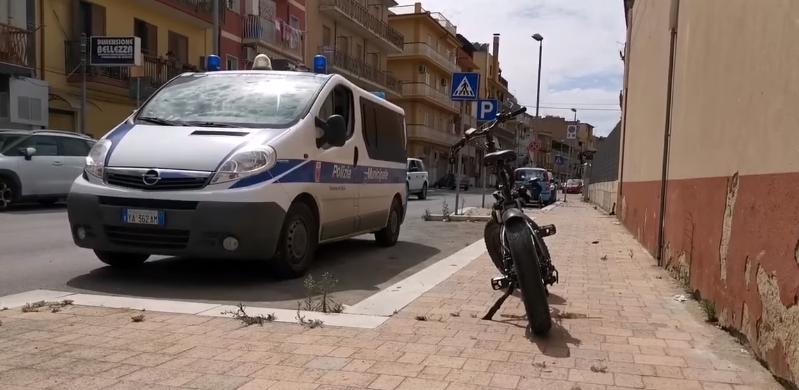 Cade dalla bici, muore a 13 anni Angelo Giovane   La tragedia in Via Recanati a Gela