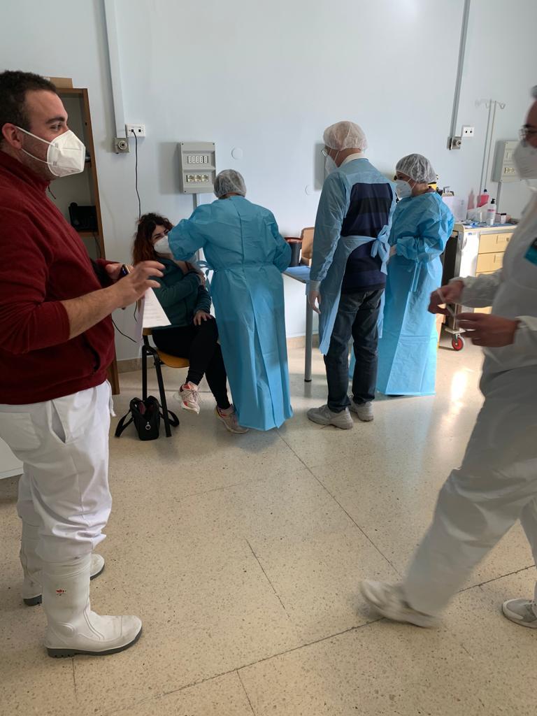 Covid Centro Vaccinale Di Scicli Minore Nessuna Chiusura Novetv Com